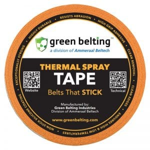 thermal spray tape